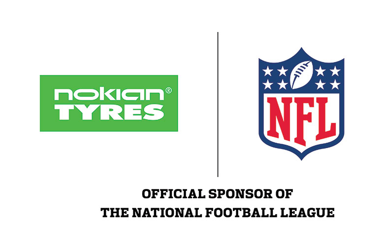 Nokian Tyres named official sponsor of the National Football League in Canada
