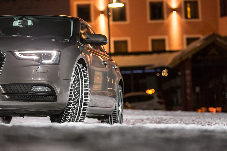 Nokian WR A4 is a premium winter tyre for sporty cars