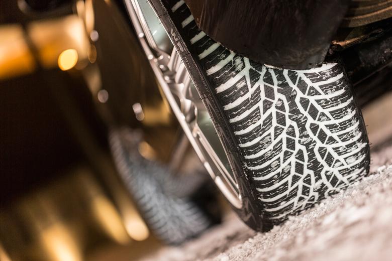 Nokian WR D4 winter tyre