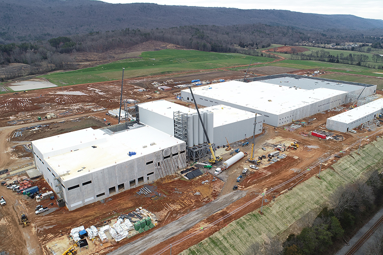 Progress Continues on One of the Most Advanced Factories in the Tire Industry