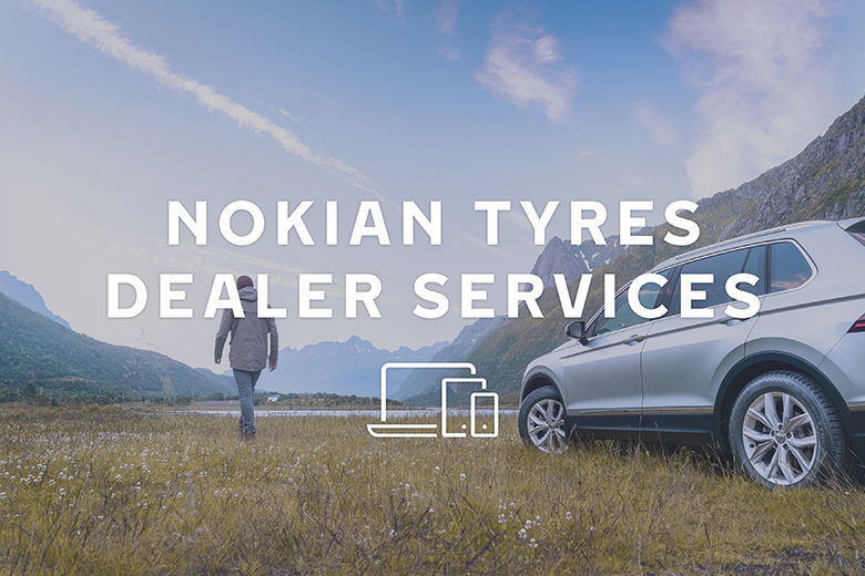 Nokian Tyres reinvents its Dealer Services