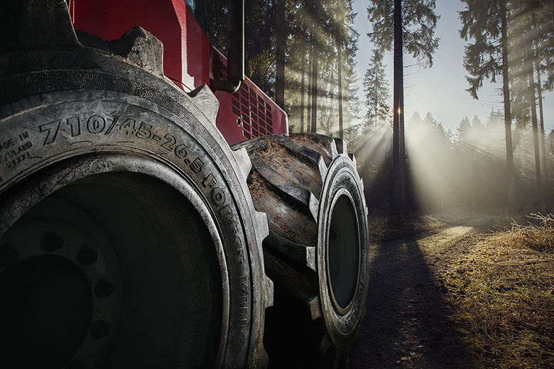 Nokian Heavy Tyres, investering
