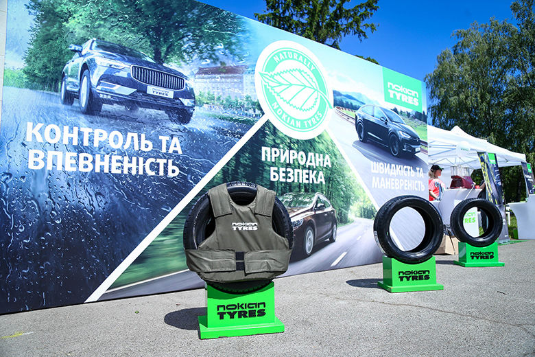 Nokian Tyres: щоденники New Cars Fest 2018