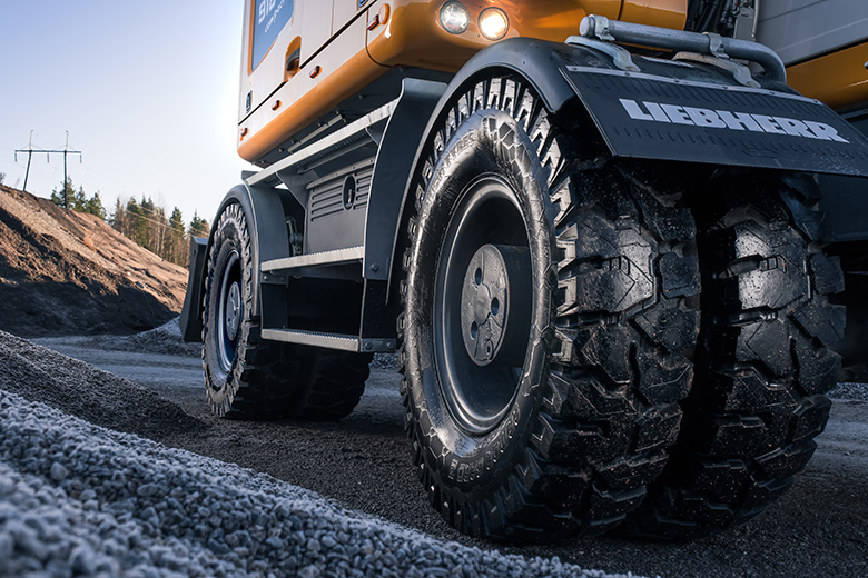 Nokian Armor Gard 2 resolves the key issues of urban excavation