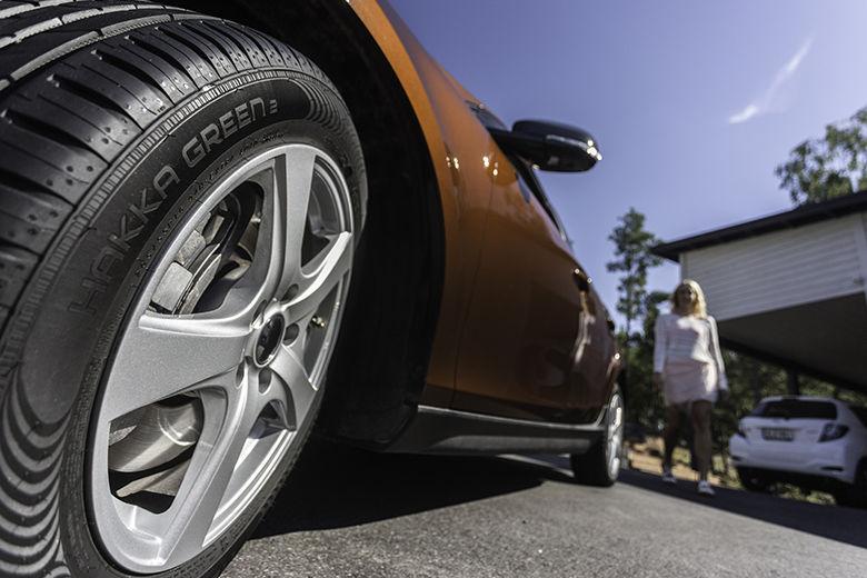 Открывай лето с шинами Nokian Tyres! Шины Nokian Hakka Green 2 заняли 2 место в сравнительных тестах журнала «За рулем»