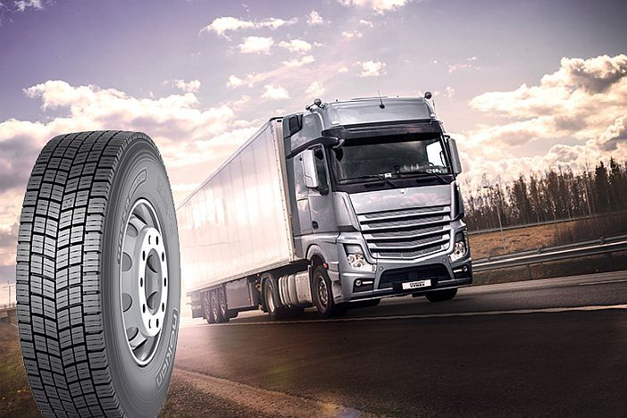 "Nokian Hakka Truck Drive tyre for trucks and buses wins ""busplaner"" innovations prize"