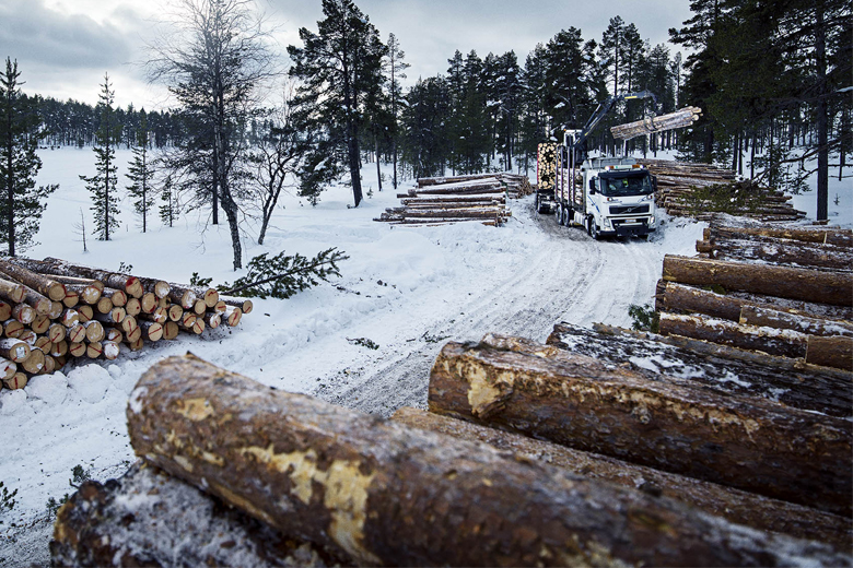 Extreme grip for trailers – Nokian Hakkapeliitta Truck T completes the Nokian Tyres' winter truck tire range