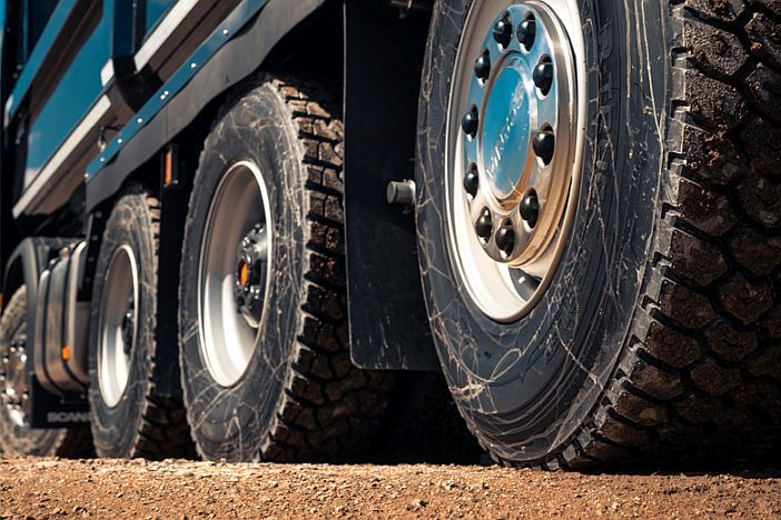 Nokian Tyres introduces a new on and off-road product line for trucks