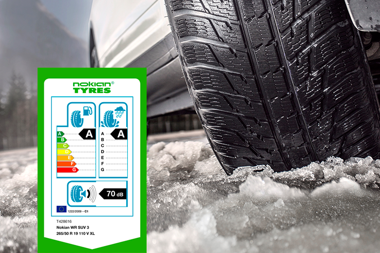 Nokian Tyres Offers The World S First Aa Class Winter Tyre In Terms