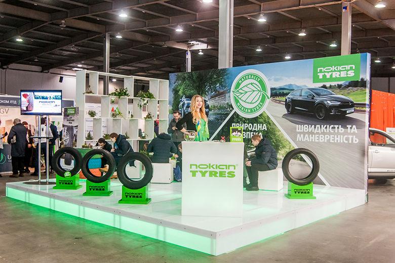 Nokian Tyres підтримує розвиток електротранспорту в Україні