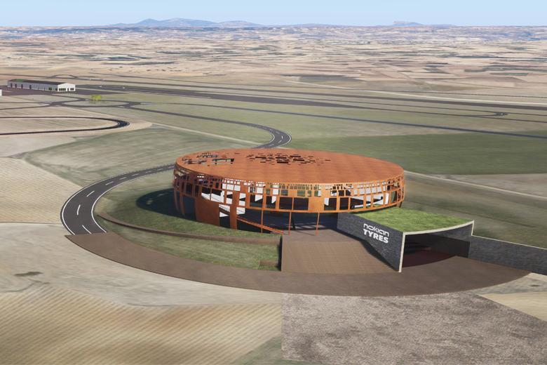 Společnost Nokian Tyres zahájila stavbu nového technologického centra ve Španělsku
