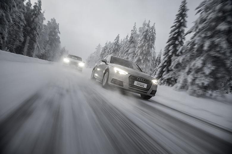Blir du nervös när du ska köra bil på vintern?