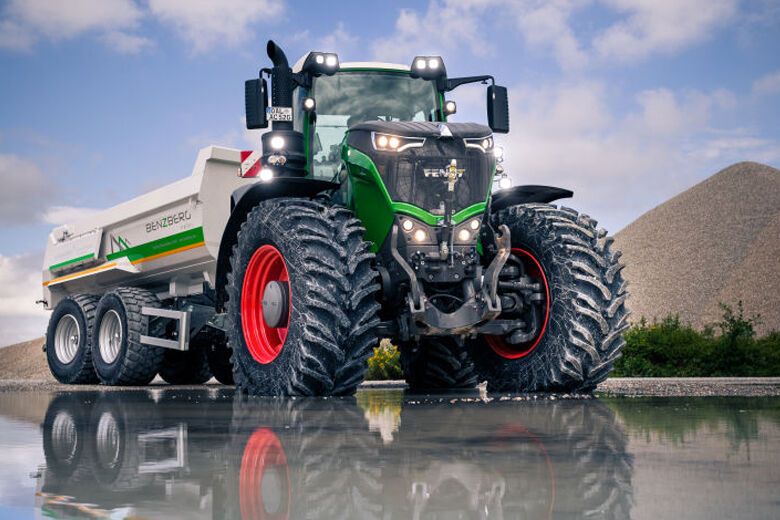 New sizes, new possibilities – Nokian Tractor King family expands with a new tire size