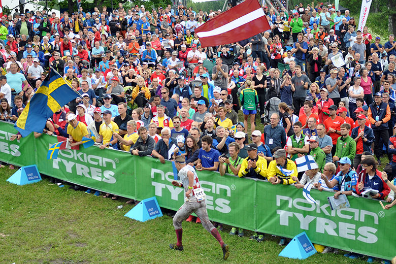 Nokian Tyres continues as the title sponsor for the World Orienteering Championships