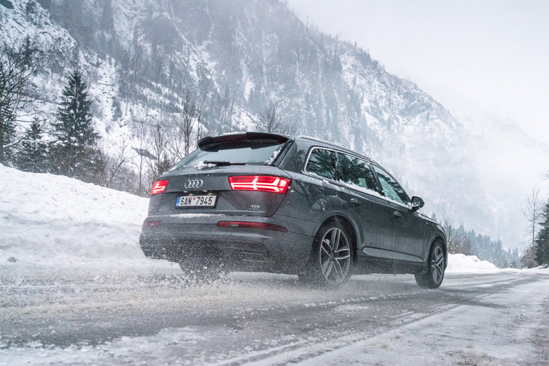 Outsmart the winter with new Nokian WR SUV 4