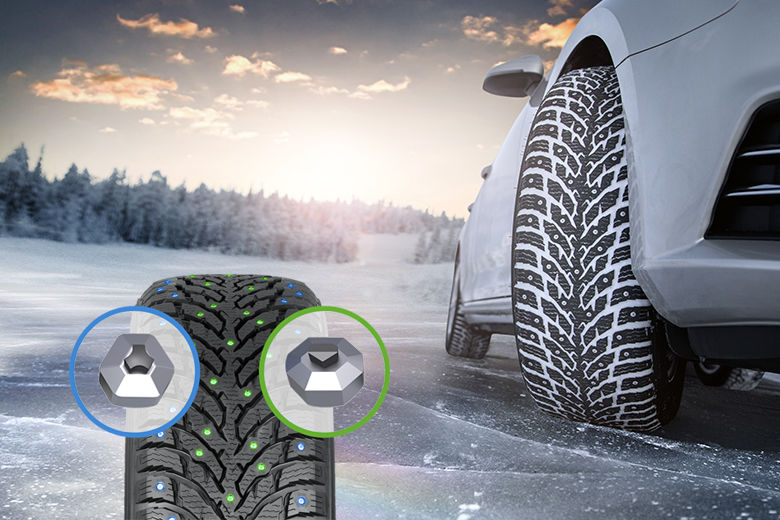 Nokian Tyres' Hakkapeliitta 9 selected for Popular Science Best of What's New Award