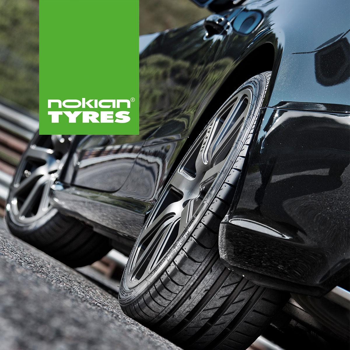 Nokian Tyres Plc.